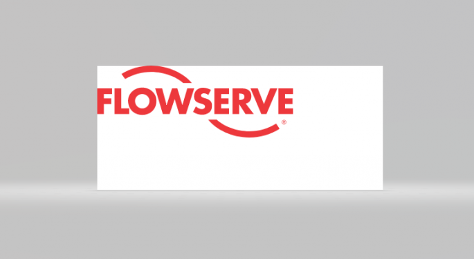 Analyst Turns Positive On Flowserve; Setup Has Become 'Much More Favorable'