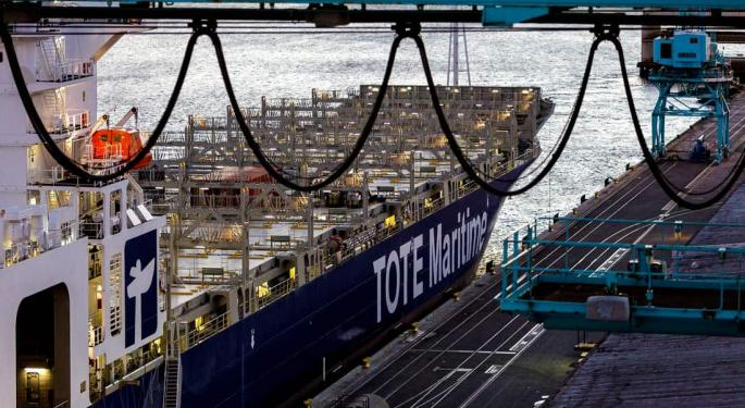 Puerto Rico Terminal Joint Venture Stays The Course