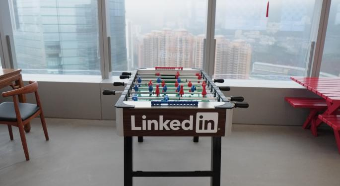 Nomura Says Buy Shares Of LinkedIn