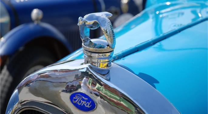 This Day In Market History: Ford Goes Public