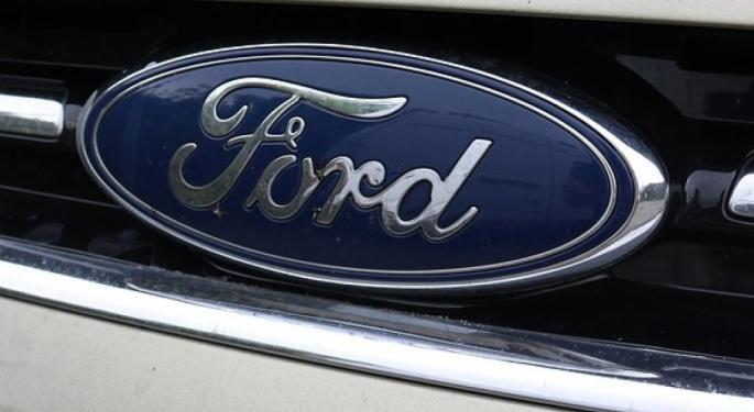 Ford Motor Falls After Q1 Earnings Miss