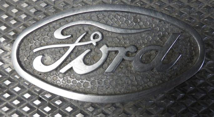 Ford Makes Huge Push Into Electric Race, 13 Vehicles On The Horizon
