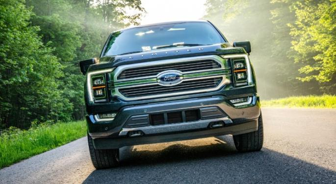 Ford, Stellantis Announce Production Cuts Amid Chip Shortage