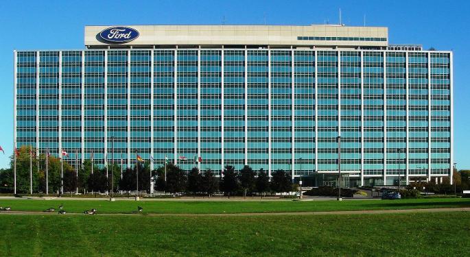 PreMarket Prep Stock Of The Day: Ford