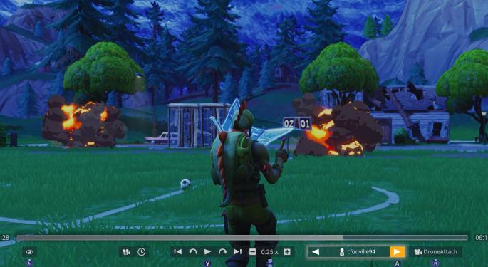 Analyst: Headset Maker Turtle Beach Continues To Benefit From 'Fortnite,' Battle Royale Gaming