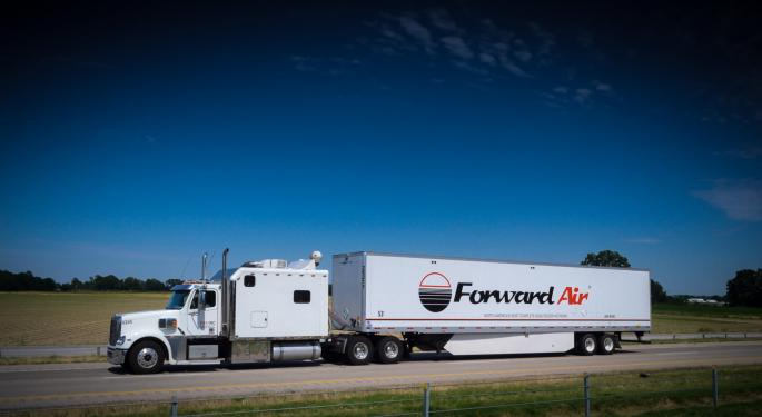 Forward Air Announces Acquisition, Unit Divestiture With Q4 Earnings