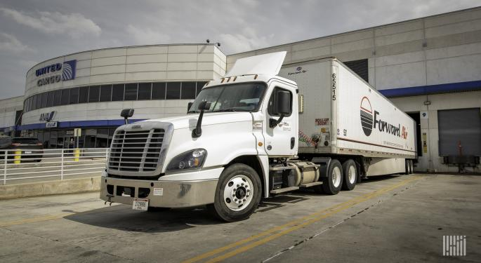 Forward Air To Offer Traditional Less-Than-Truckload Service