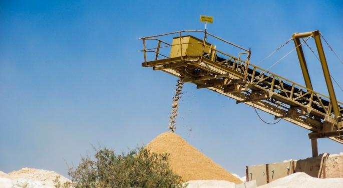 A New Frac Sand Giant Is Born Amid An Industry Shift