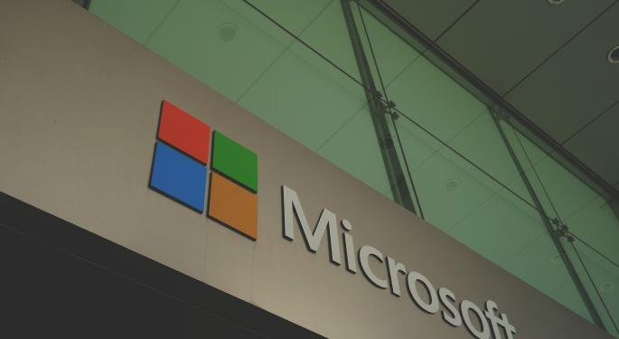 Microsoft Q4 Earnings: It's All About The Cloud Now