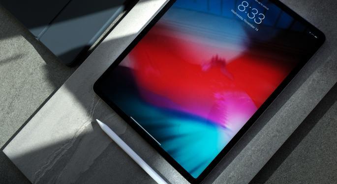 Apple trabaja en el nuevo iPad Pro con carga inalámbrica