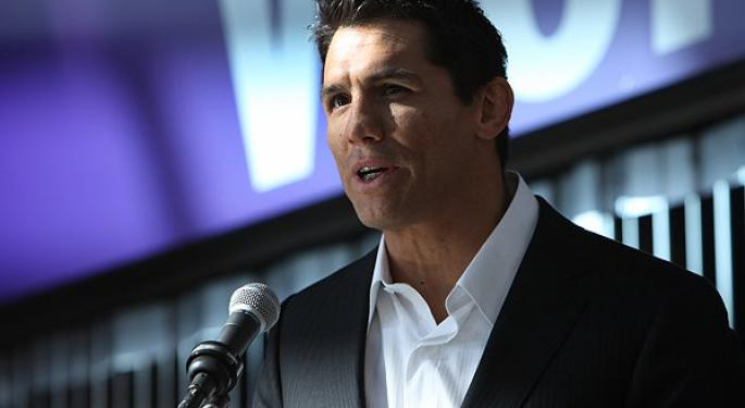 From Undefeated UFC Champion To Cannabis Entrepreneur: The Frank Shamrock Story