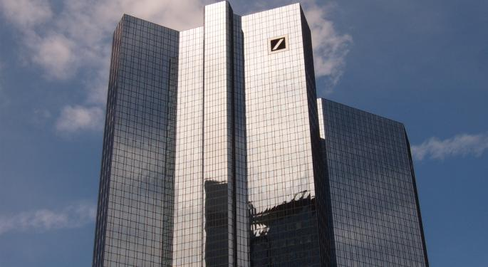 Analyst Says Things Could Get Worse For Deutsche Bank's Stock