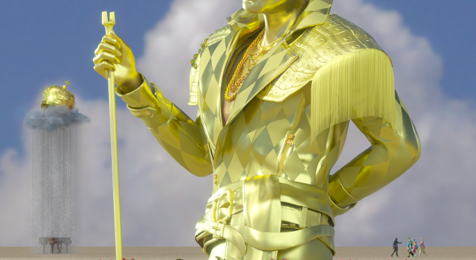 Salen a la venta NFT de Freddie Mercury