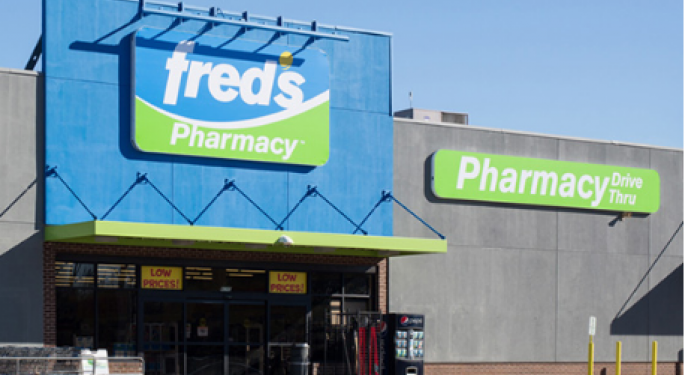 Fred's Is The Big Loser In The Rite Aid-Walgreens Deal