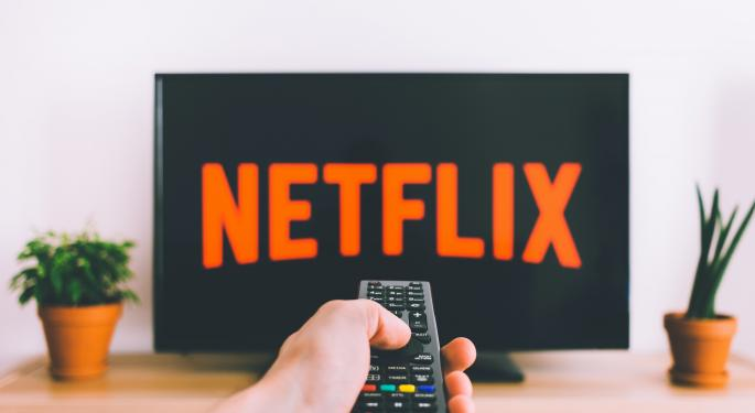 Netflix Shares Take A Dive After Disappointing Subscriber Guidance For Current Quarter