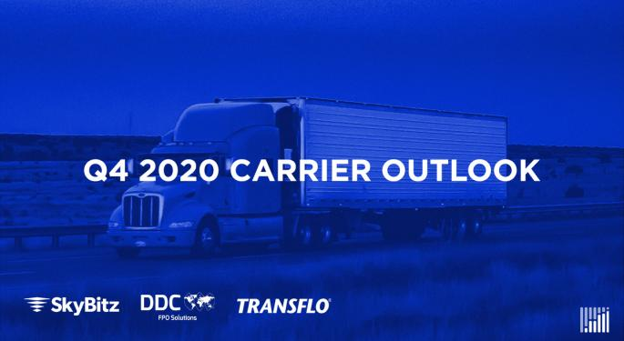 White Paper: 2020 Q4 Carrier Outlook Report