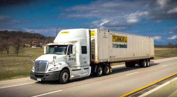 Freightonomics: What to glean From JB Hunt's Surprisingly Ok 1Q Results, Cass, And Disappointing Retail Sales