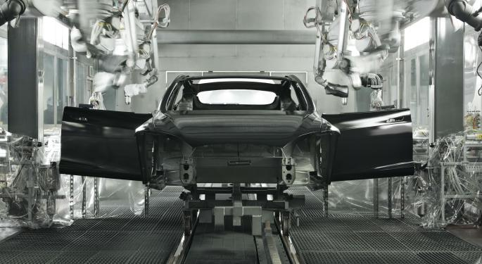 Morgan Stanley Cuts Tesla Second-Half 2019 Revenue Growth Forecast