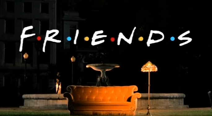 'Friends' Reunion Special Shares Teaser And Date: Could AT&T Shareholders BE Any More Excited?