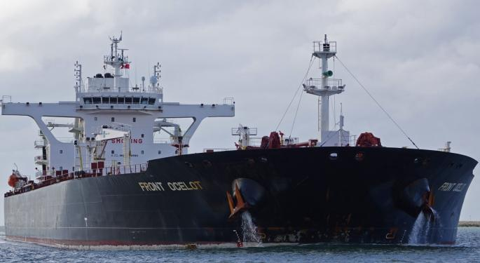 Frontline's Disappearing Dividend 'Speaks Volumes' On Tanker Fears