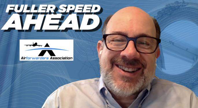 Executive Director Of The Airforwarders Association Brandon Fried Discusses Air Freight And COVID-19 With Video