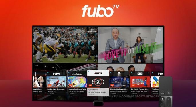 FuboTV Surges On Q1 Revenue Beat, Raises Guidance For Revenue And Subscribers