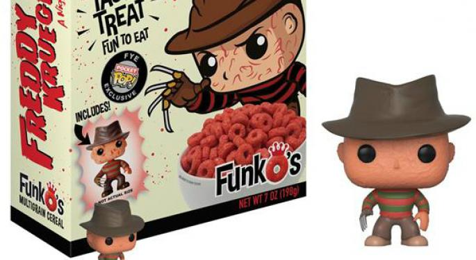 Piper Jaffray Raises Funko Price Target, Projects 'Strong Commercial Opportunities'