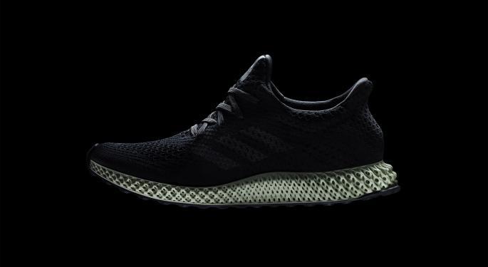 FutureCraft 4D: Adidas Launches First Mass-Market 3D Shoe