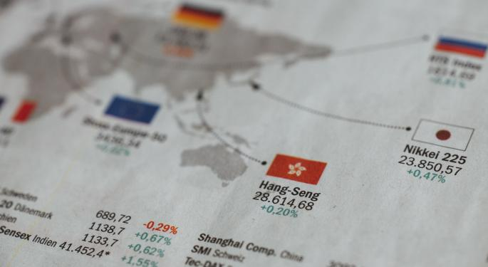 Asian Markets Stabilize After Monday's Sell-Off, Coronavirus Cases Cross 20K