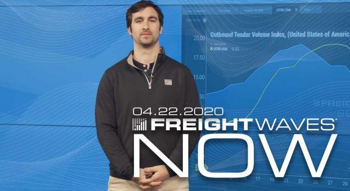 Ontario Volumes Are Supporting The West Coast – FreightWaves NOW