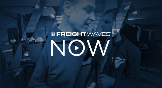 FreightWaves NOW - April 12, 2019