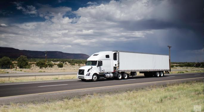 Table Set For 3Q Truckload Earnings Blowout