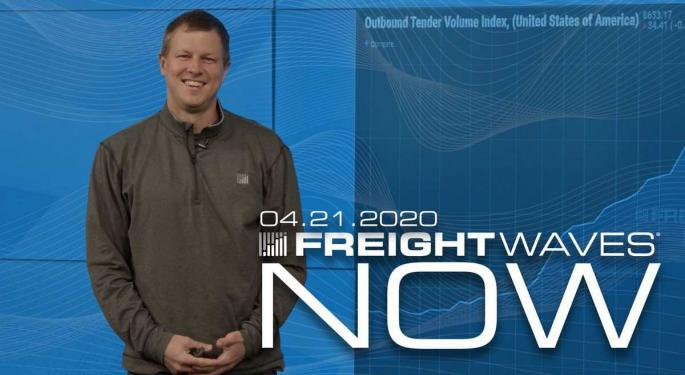 Volumes Increase In A Few Key Markets – FreightWaves NOW