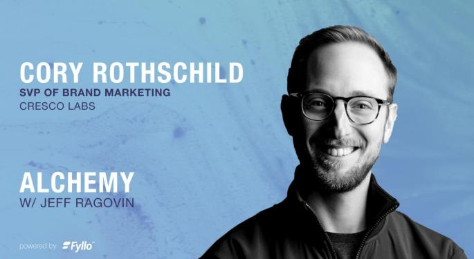Alchemy Podscast: Fyllo's Jeff Ragovin Talks With Cresco Labs' Cory Rothschild