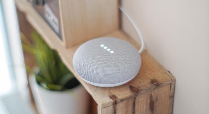 Google Home Is Gaining Ground On Amazon Echo