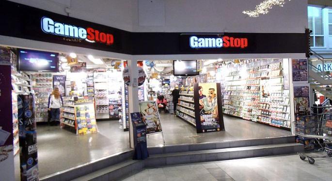 GameStop Sees A Tough End To 2017