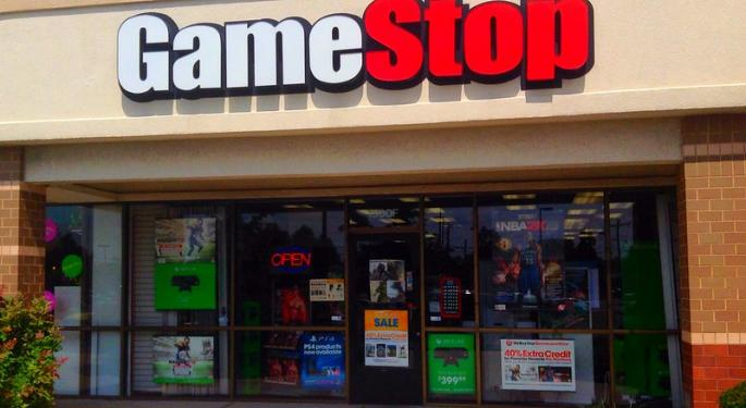 George Sherman To Step Down As GameStop CEO