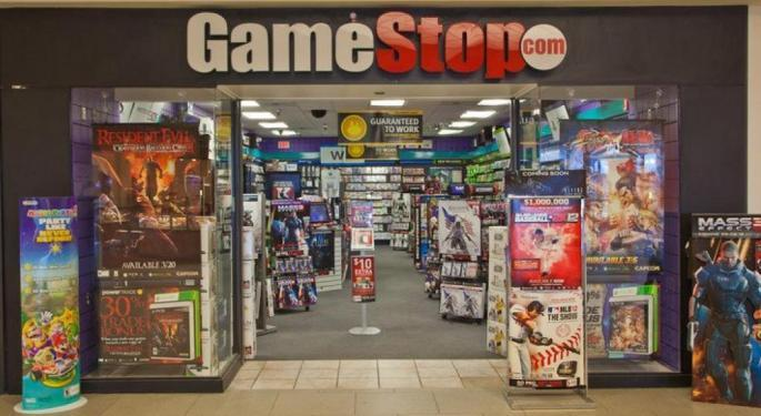 GameStop Reports Huge Q3 Earnings Miss, Guidance Cut