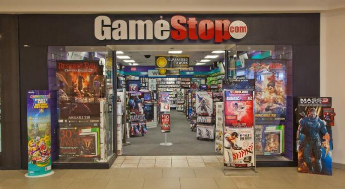 GameStop Q1 Sales Strength Mixed With Segment Weakness
