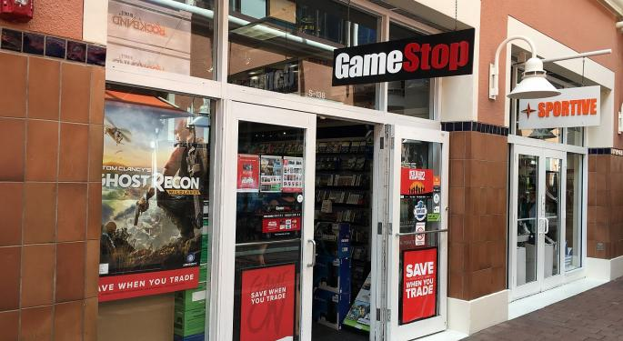 Why BofA Is Bearish On GameStop Stock: 'Turnarounds Are Tough'