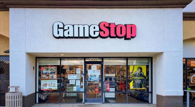 GameStop Discloses SEC Probe Into Trading of Its And Stocks Of 'Other Companies;' AMC, Koss, BlackBerry Dip