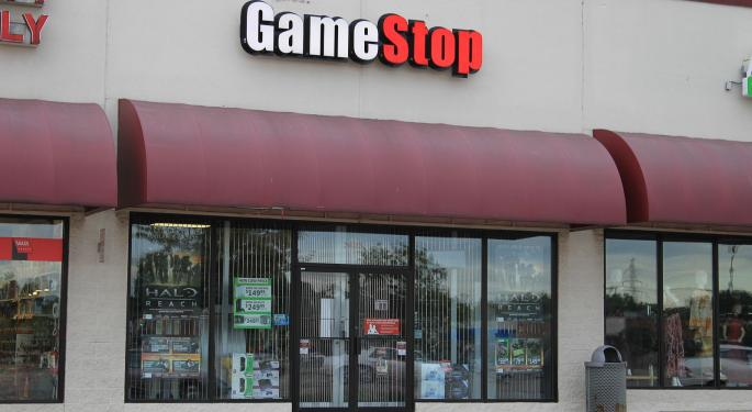 GameStop Says It's 'Essential Retail.' Plans To Stay Open During Pandemic