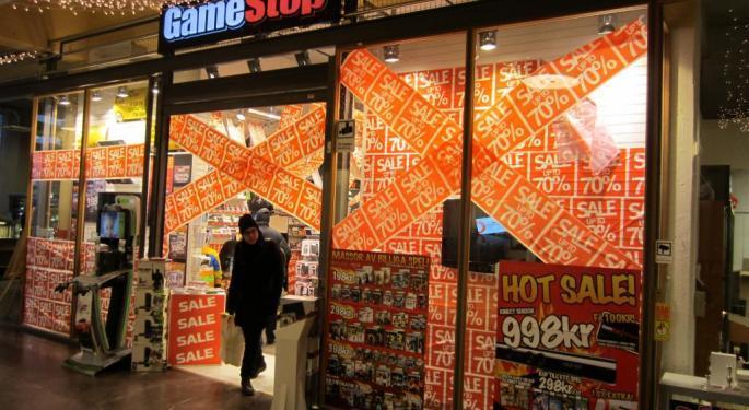 GameStop Reports Mixed Q3 Earnings, More Store Closures