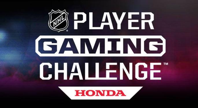 With NHL Season On Ice, League Launches Esports Challenge: 'Extremely Fun To Watch'
