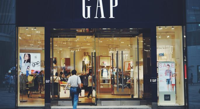 Gap Shares Surge As Company Pulls Plan To Make Old Navy A Separate Company