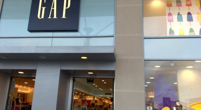 Gap CEO On The Company's Growth Strategy Going Forward