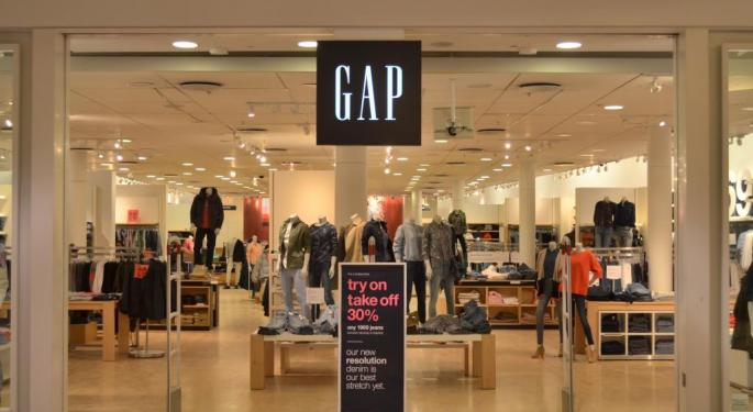 Gap Reports Q3 Sales Beat, Comps Fall Across The Board