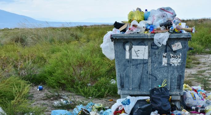 What A Waste: Advanced Disposal Services Likely Hit Hard By Hurricanes