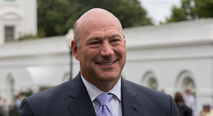 Gary Cohn Resigns As Trump's Chief Economic Adviser