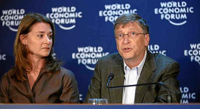 The Bill And Melinda Gates Divorce: $130B And More Is At Stake